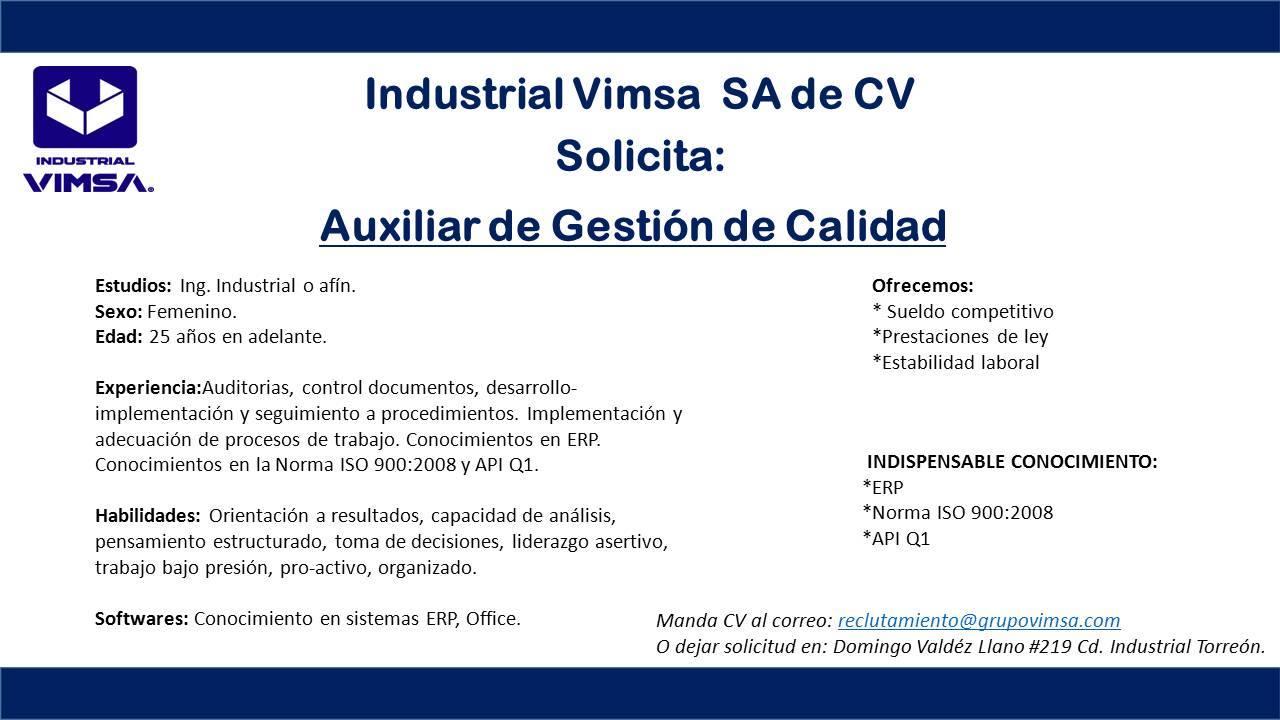 Industrial Vimsa